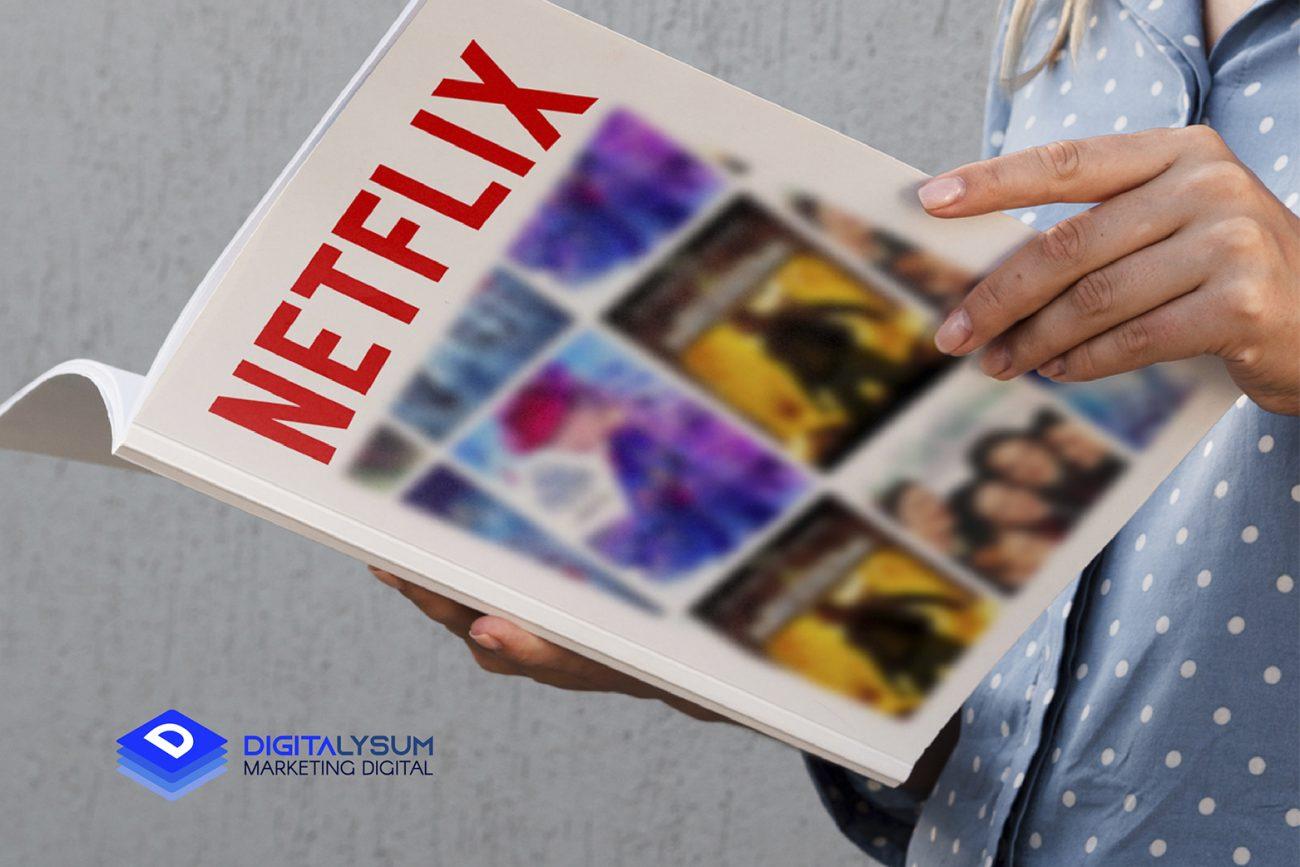 ¿Netflix en los medios impresos?